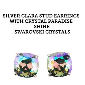 Paradise Shine Swarovski Earrings